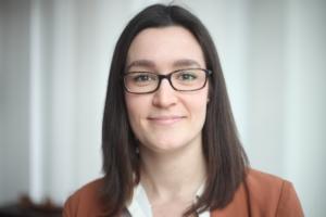 Neue Mitarbeiterin Kathrin Ehrhardt