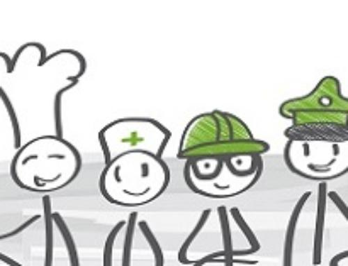 Über Rollenhüte im Arbeitsalltag und das perfekte Team