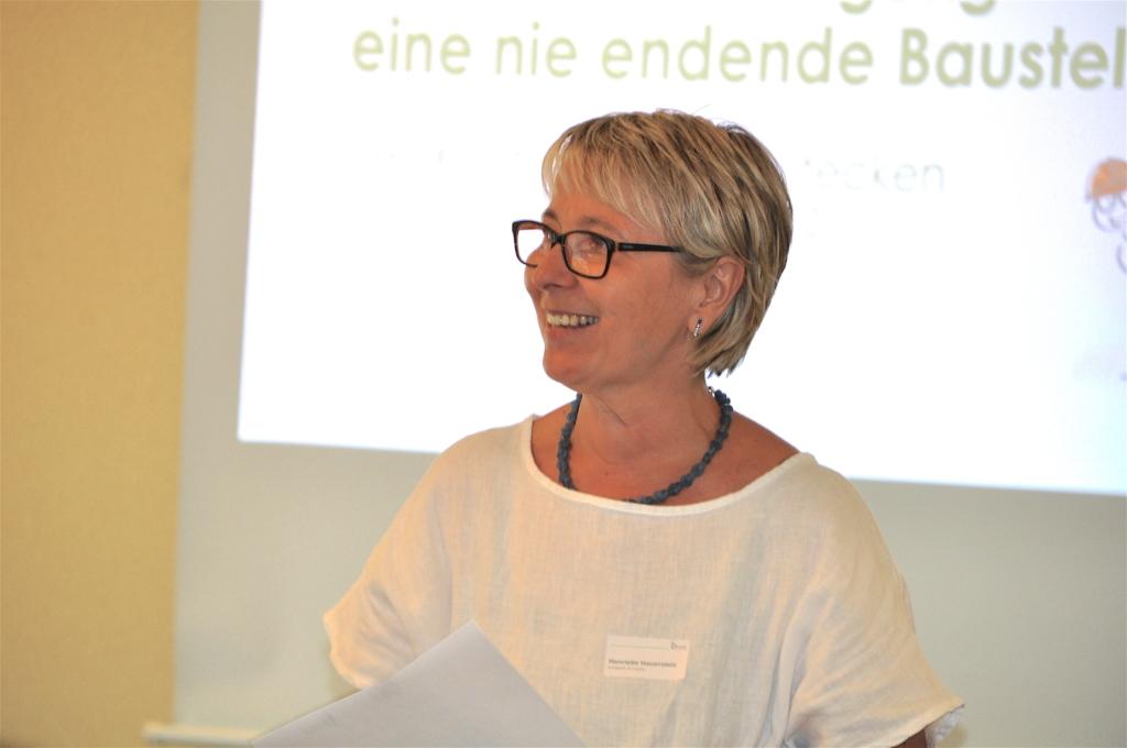 Senior Coach Henriette Hauerstein
