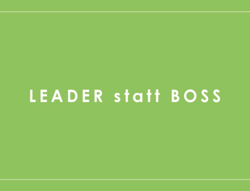 LEADER statt BOSS – der erste bima FACHTAG